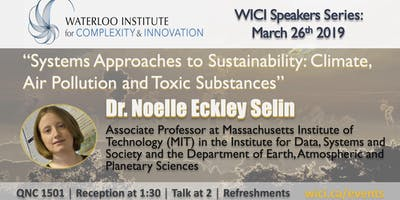 WICI Speakers Series: Noelle Selin