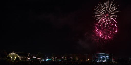 Season Fireworks Finale with Mid-Atlantic Symphony Orchestra