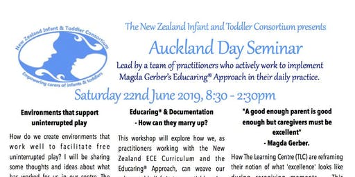 NZITC - New Zealand Infant and Toddler Consortium Auckland Day Seminar