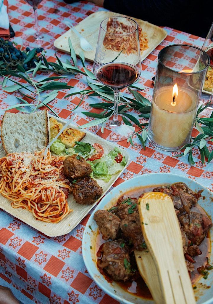Potek Winery Spaghetti Supper // February 19th image
