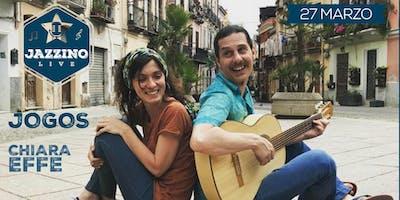 JOGOS - Chiara Effe Duo - live at Jazzino