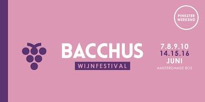 Bacchus Wijnfestival 2019 - zaterdag 8 juni