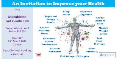 FREE Microbiome Gut Health Talk