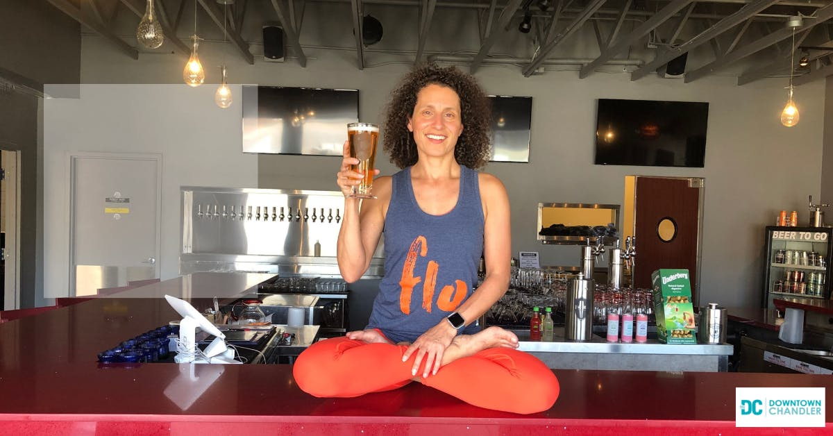 DCCP Presents Beer Yoga