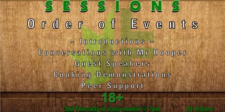 Sessions with Mr Hooper tickets