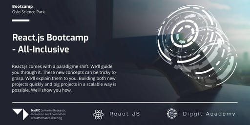 React.js Rocket Start Bootcamp
