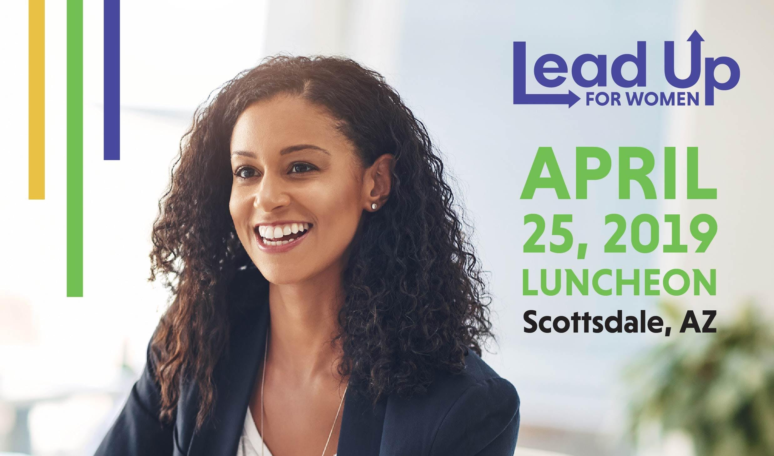 Lead Up for Women April Luncheon