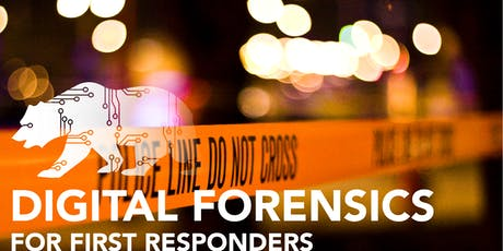 Digital Forensics for First Responders tickets