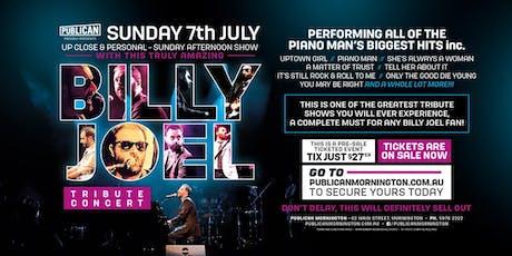 Billy Joel LIVE at Publican, Mornington! tickets