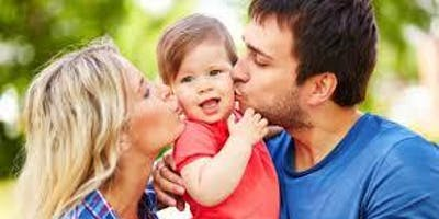 A Conversation About Parenting for Children ages 6 months to 5 years old.