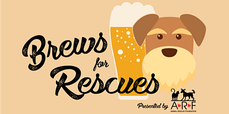 Third Annual Brews for Rescues presented by ARF tickets