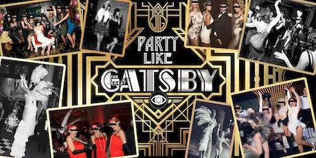 Gatsby's Affair II tickets