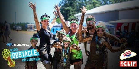 Subaru Kids Obstacle Challenge - Portland - Sunday tickets