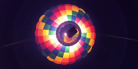 Hot Air Balloon Tether Rides at Harlan Days Festival tickets