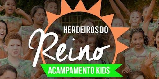Herdeiros Do Reino - Acampamento KIDS