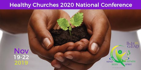 Healthy Churches 2020 Conference tickets