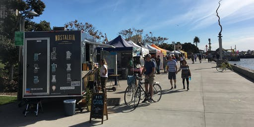 Ruocco Park Market - Street Food & Crafts on the Bay