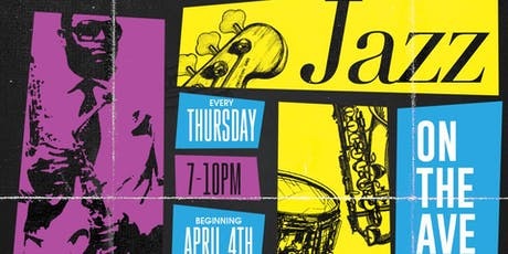 Jazz On The Ave ((every Thurs.)) at Minerva Avenue  tickets