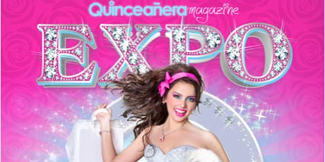 Los Angeles Quinceanera Expo August 18, 2019 at Pomona Fairplex tickets