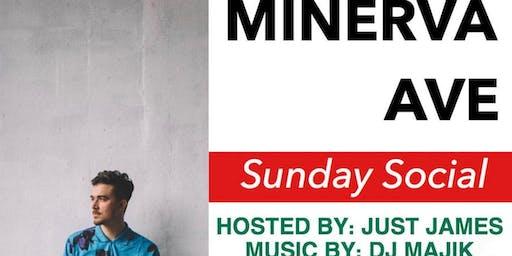 Sunday Social ((every Sunday)) at Minerva Avenue