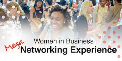 Oct 18 | Women in Business MEGA Networking Experience & Vendor Faire