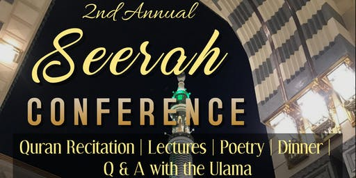 2nd Annual Seerah Conference Vancouver 2019: Rekindling the fading flame