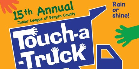 15th Annual Junior League of Bergen County Touch-a-Truck tickets
