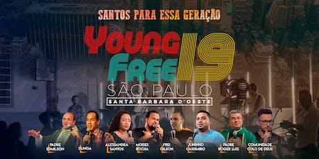 Young Free '19 ingressos