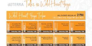 dŌTERRA Talks at Wildheart Yoga Tribe