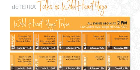 dŌTERRA Talks at Wildheart Yoga Tribe tickets
