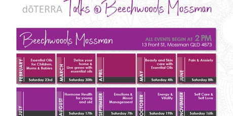 dŌTERRA Talks at Beechwoods tickets