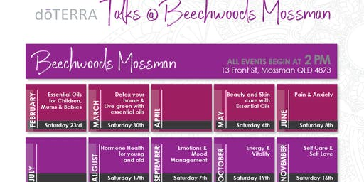 dŌTERRA Talks at Beechwoods