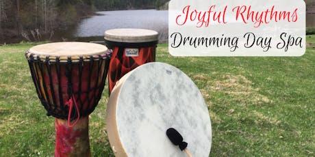 Joyful Rhythms Drumming Day Spa tickets