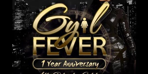 Gyal Fever All Black Edition