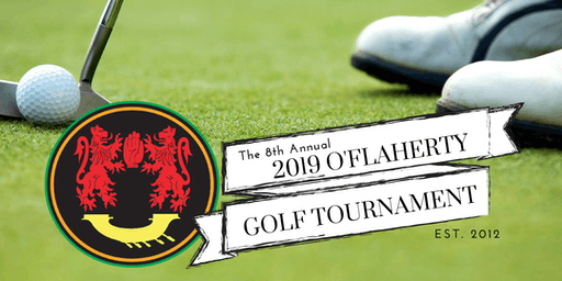 The 8th Annual O'Flaherty Golf Tournament