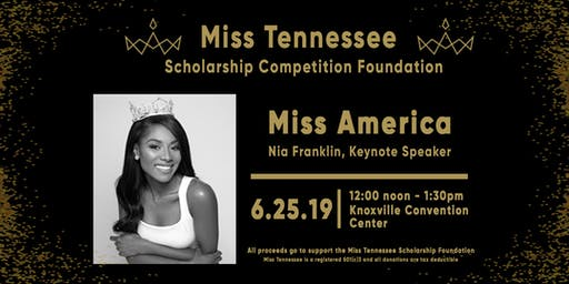 Miss America Luncheon