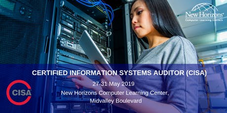 Certified Information Systems Auditor (CISA®) Certification tickets