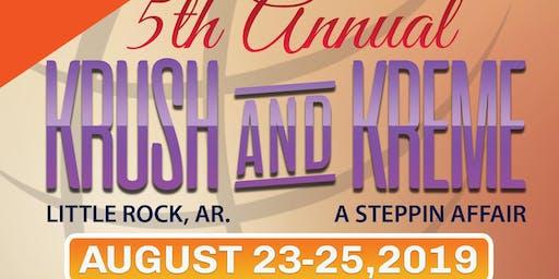 5th Annual Krush & Kreme, A Steppin Affair