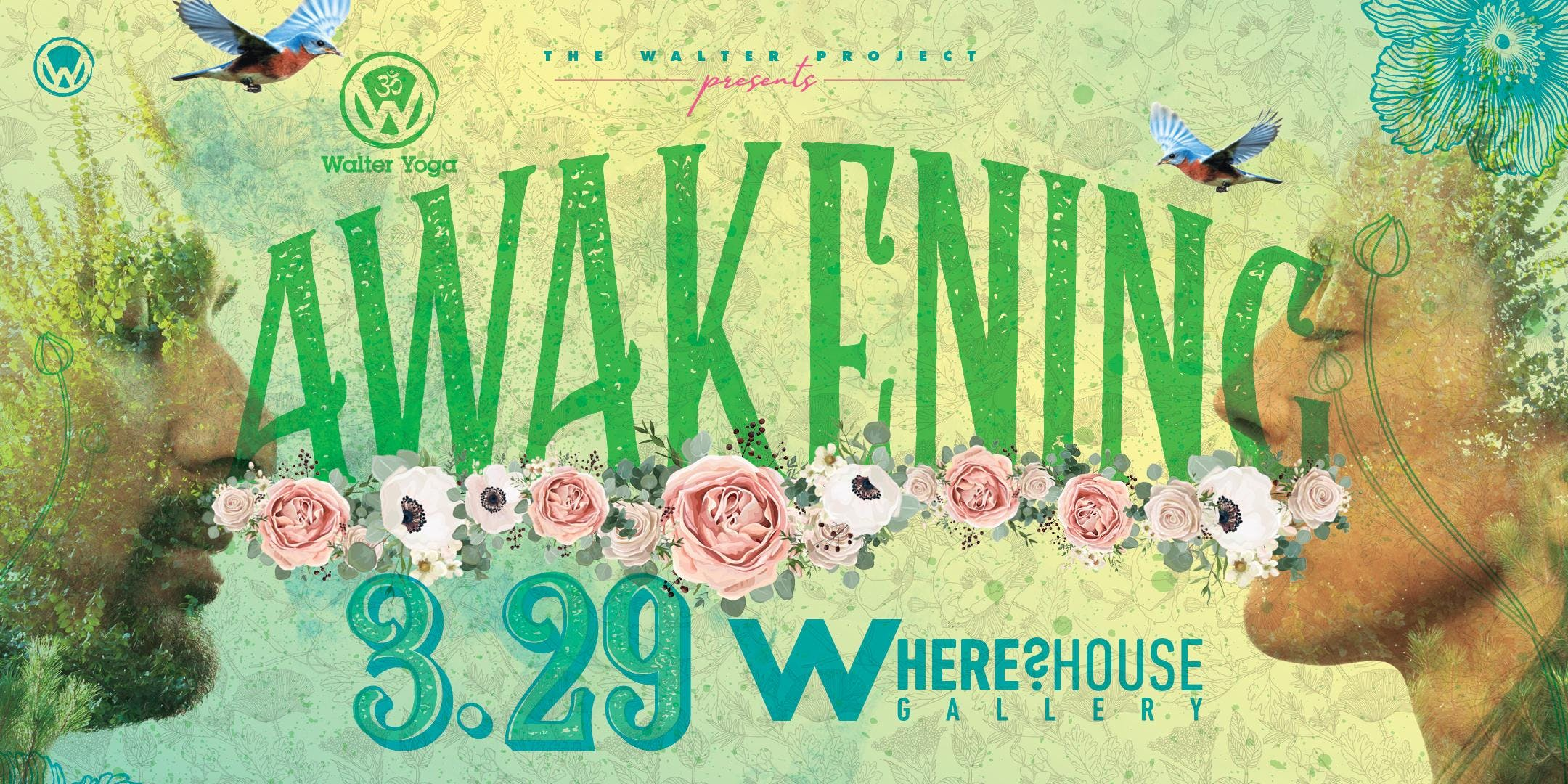 AWAKENING - The Walter Yoga Experience