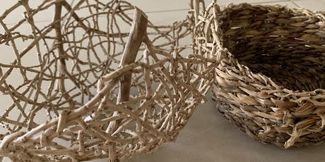 Make a Natural Fibre Basket with Mary Elizabeth Barron tickets