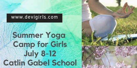 Devi Girls Yoga - Summer Camp at Catlin Gabel School for Girls in grades 6-8 tickets