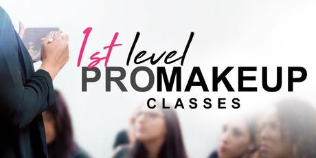 1st Level PRO Makeup Classes • Arecibo tickets