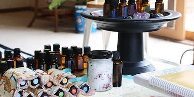 Essential Oils for Healthy Homes and Healthy Bodies