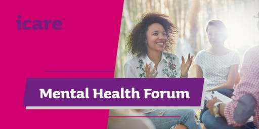 Central Coast - icare Mental Health Forum