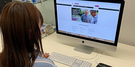 Be Connected Foundation - Learning about technology tickets