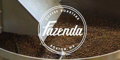 @ The Roastery   monthly edu series at Fazenda Coffee Roasters