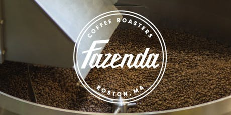 @ The Roastery | monthly edu series at Fazenda Coffee Roasters tickets