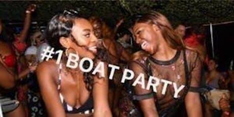 South Beach Boat Party entradas