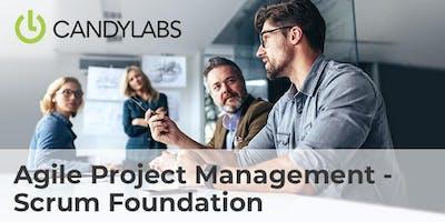 Agile Project Management - Scrum Foundation