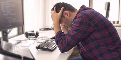 SparkPlug Breakfast: When Stress and Suicide Show Up at Work